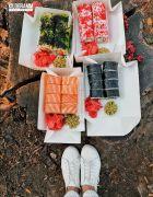 Сеть ресторанов суши KILOGRAMM Sushi